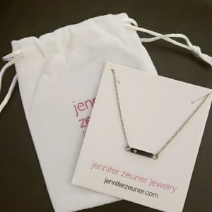 Jennifer Zeuner Chelsea Mini Necklace